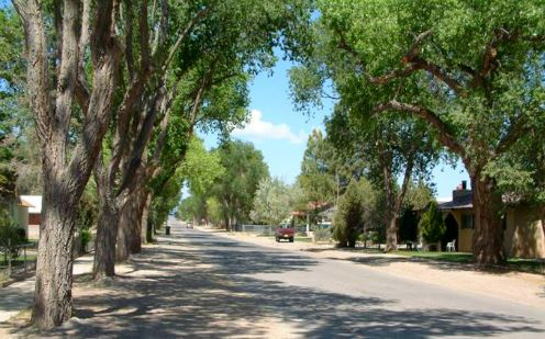 Road in Estancia