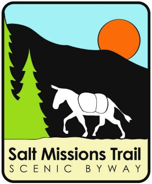 Salt Missions Trail Logo