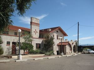 The Historic Harvey House in Belen