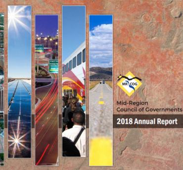 2018 MRCOG Annual Report Cover