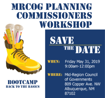2019 MRCOG Planning Commissioners Workshop